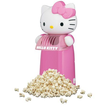 Hello Kitty Hot Air Popcorn Maker, Pink