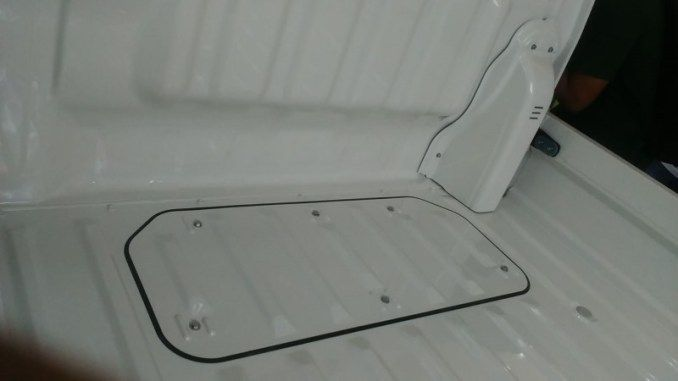 Daihatsu Hi-Max Pickup Mungil Dengan Snorkel Anti Banjir
