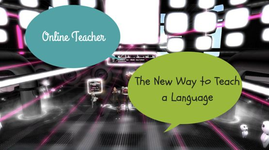 Online Teacher: The New Way to Teach a Language