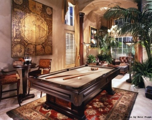 Pool Table Ideas dinning pool table 5 Find This Pin And More On Pool Table Room Ideas