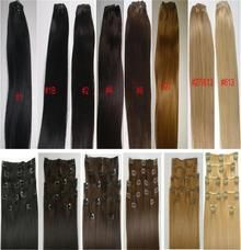 We offer clip in human hair extensions by Alexxis at bargain prices #best_hair_extensions #clip_in_hair_extensions #fake_hair