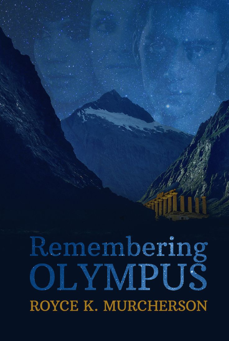 Remembering Olympus by Royce K. Murcherson. Book cover design by Dalitopia.