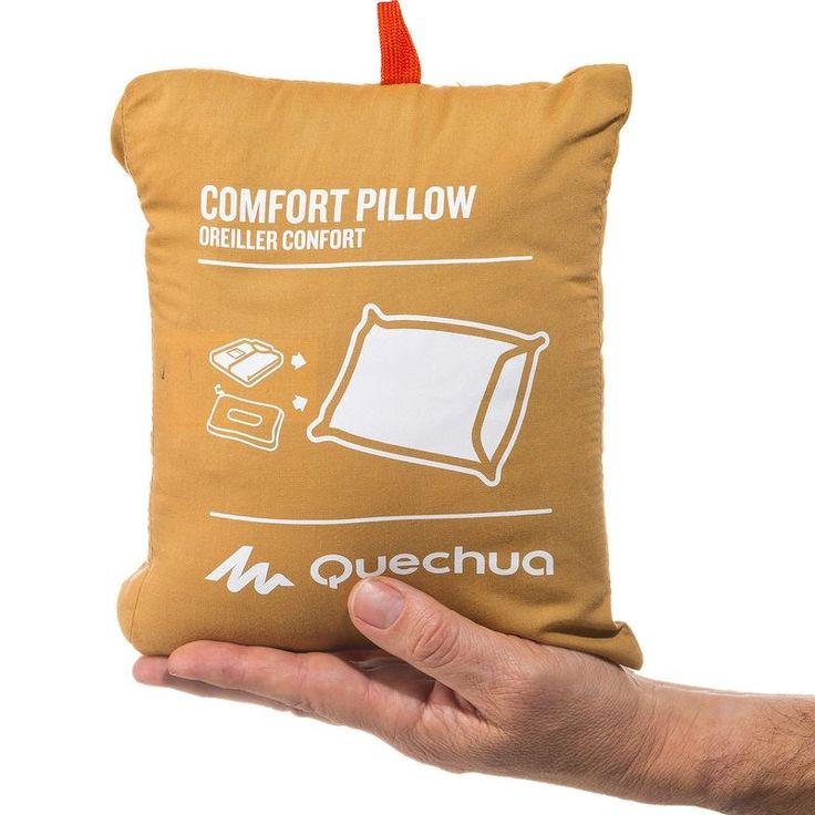 QUECHUA - Confort yastık