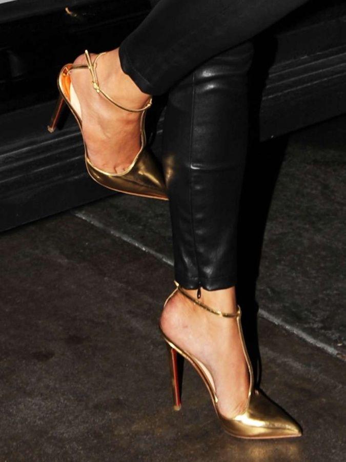 goldene Schuhe...bin am überlegen...oder doch lieber silber