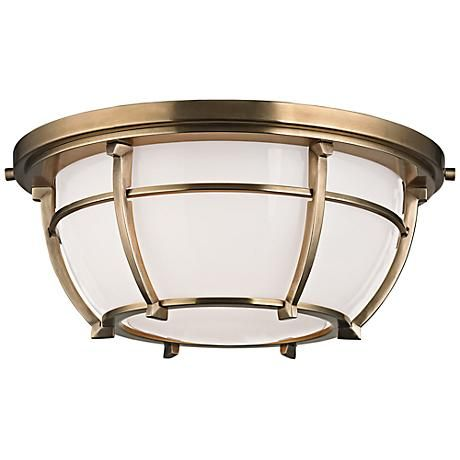 conrad flush mount by hudson valley lighting