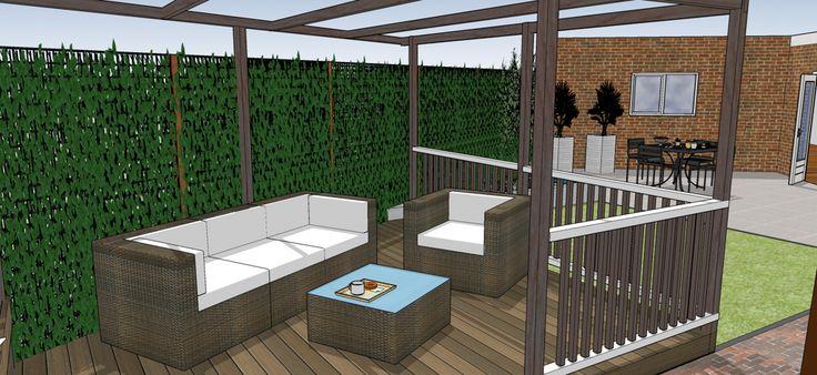 17 beste afbeeldingen over diagonale tuin diagonal for Tuinontwerp schuine lijnen