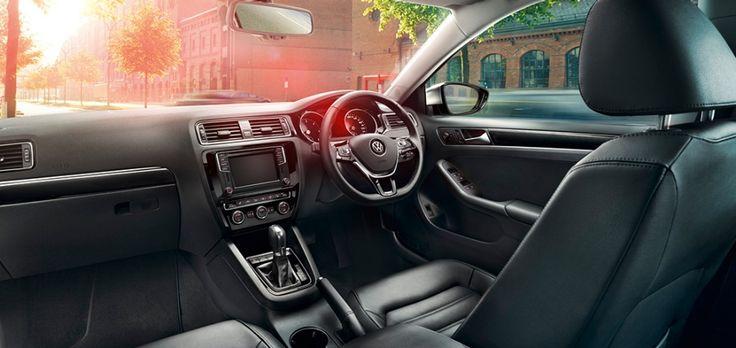 2017 Jetta Comfortline Interior