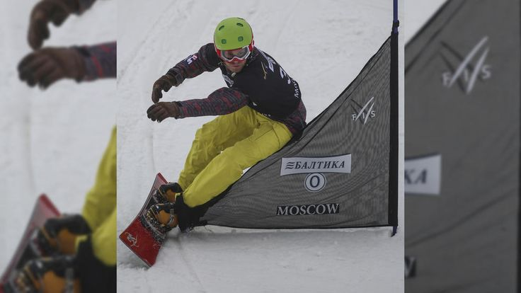 Snowboarder Mike Trapp, who competes in parallel slalom and giant parallel slalom, is a native of Barnstable, Massachusetts, partaking in his first Olympics.