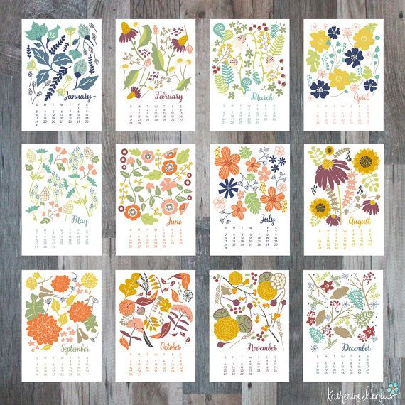 Hey, I found this really awesome Etsy listing at https://www.etsy.com/il-en/listing/255627852/2016-desk-calendar-a-year-of-flowers