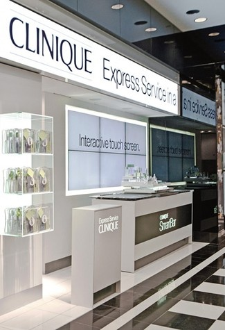 Clinique minimalist clean clincial salon pinterest for Where is clinique made