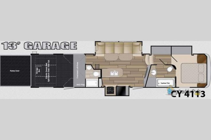 New 2018 Heartland Cyclone 4113 Toy Hauler Fifth Wheel at Big Daddy RVs   On Order - London, KY   #4113-On Order