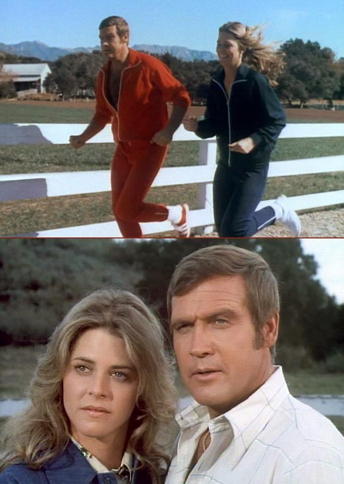 The Six Million Dollar Man (1975): The Bionic Woman, Part 2 (Season 2, Episode…