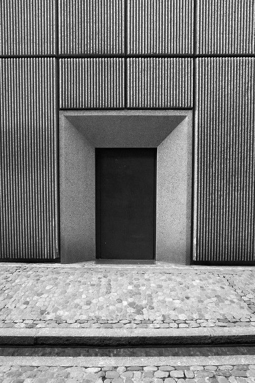 #door #architecture #concrete                                                                                                                                                                                 More