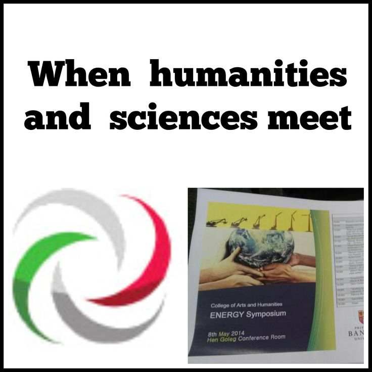 When humanities and sciences meet | Dr. Jonathan Ervine's research blog
