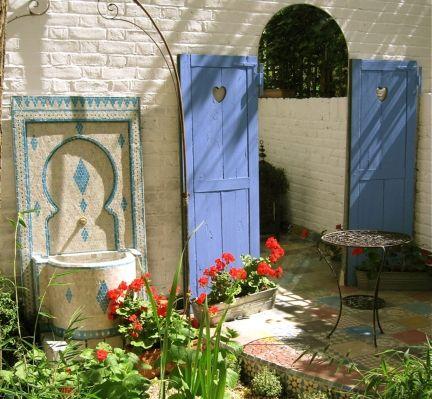 MaRococo | Rococo Chocolates Moroccan garden