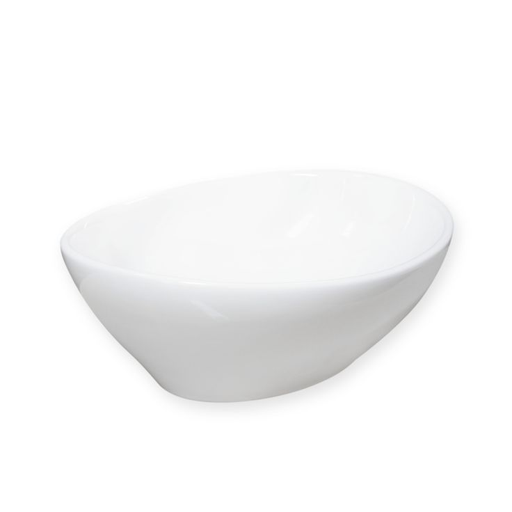 Forme Organic Oval Counter-top Basin