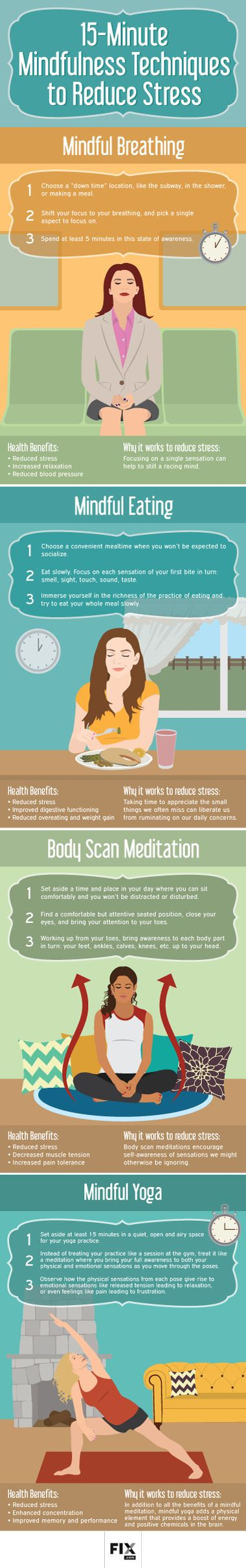 Taking a few moments every day to reflect can reduce stress and increase quality of life! Here are 5 mindfulness tips to reduce the toll being constantly on-the-go takes on our bodies and minds!