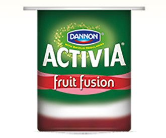 Print a coupon for a buy one, get one FREE Activia Fruit Fusion Yogurt 4-Pack at Smart Source