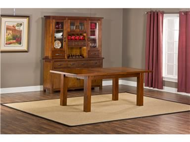 Shop For Hillsdale Furniture Outback Dining Table With Leaf 4321DTBE And Other Room