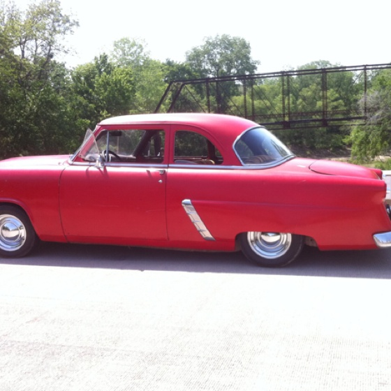 1000 images about 52 ford on pinterest for 1952 ford customline 2 door