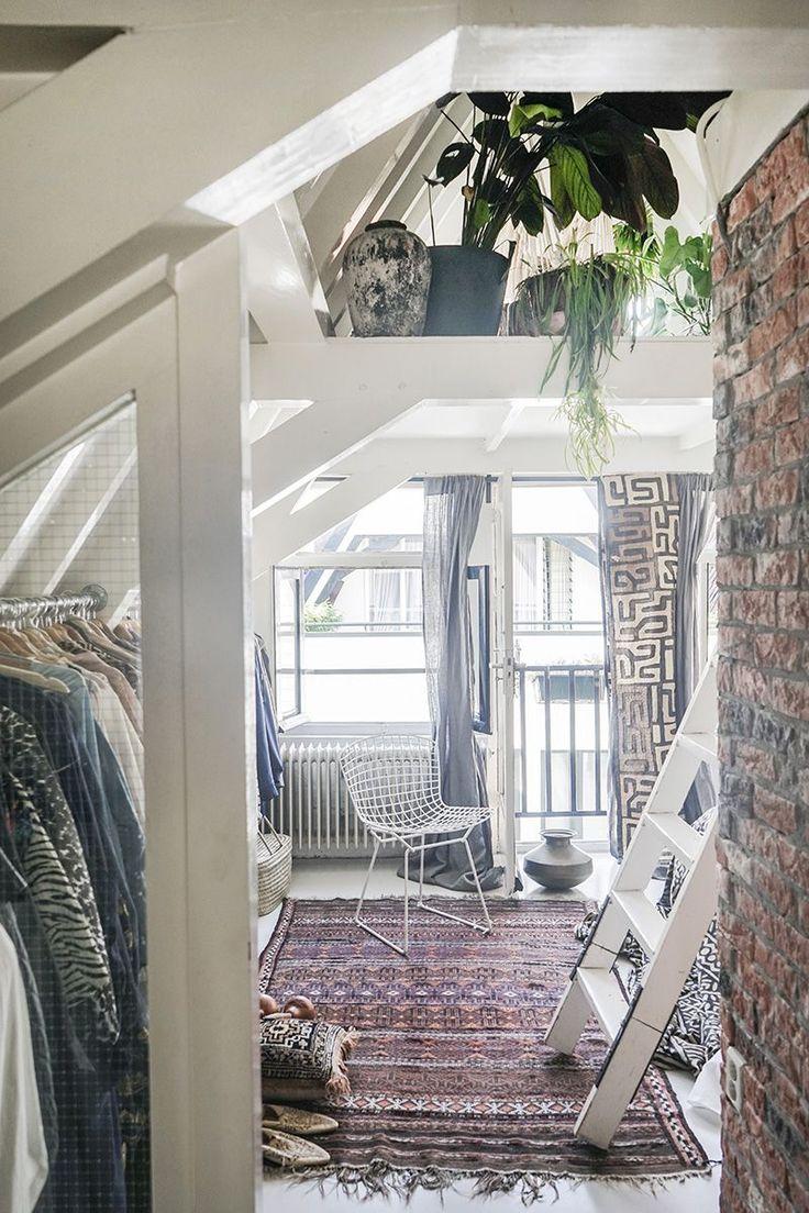 В 1636 бывшего склада Спайс превратили Семейный дом в Амстердаме | дизайн*Губка