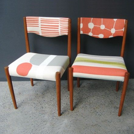 Modern Retro Chairs