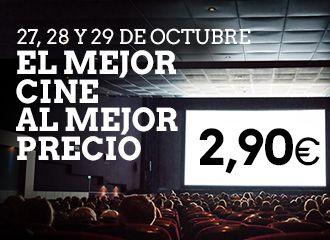 No lo olvidéis, en Los Arcos...¡el mejor #cine al mejor precio! Consulta nuestra cartelera y compra tu entrada en nuestra web.