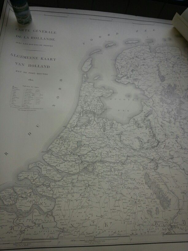 Ancient routes used by Outback Holland