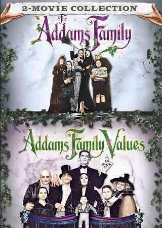 Addams Family/The Addams Family Values 2 Movie Collection