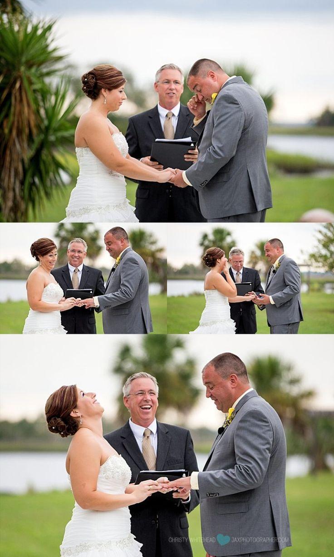 Buccaneer Retreat in Jacksonville Florida. John Reardon, officiant Angela & Jeffrey's Stormy Wedding at Bucaneer Bay Jacksonville http://www.christywhiteheadphotography.com/wedding-at-bucaneer-bay-jacksonville/?utm_campaign=coschedule&utm_source=pinterest&utm_medium=Christy%20Whitehead%20Photography&utm_content=Angela%20and%20Jeffrey%27s%20Stormy%20Wedding%20at%20Bucaneer%20Bay%20Jacksonville