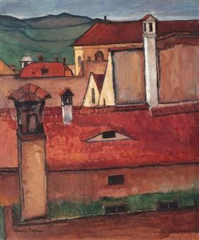 Rooftops - Vasile Popescu