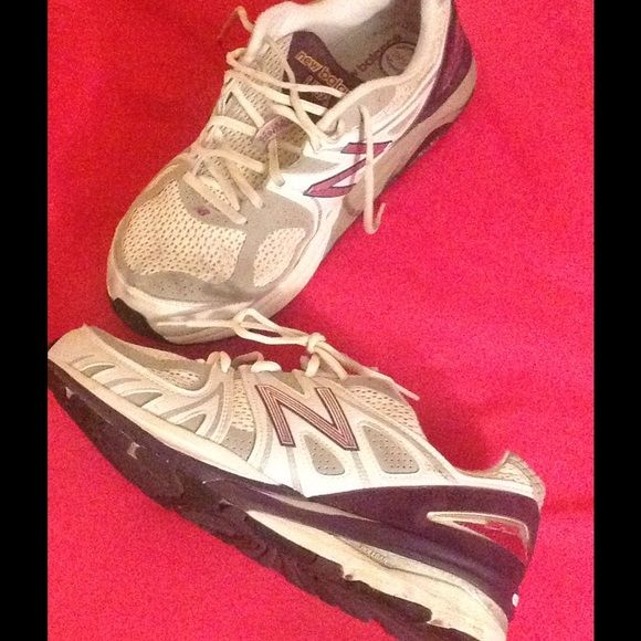 New Balance walking shoes Gently used walking shoes.  Still in great shape. New Balance Shoes