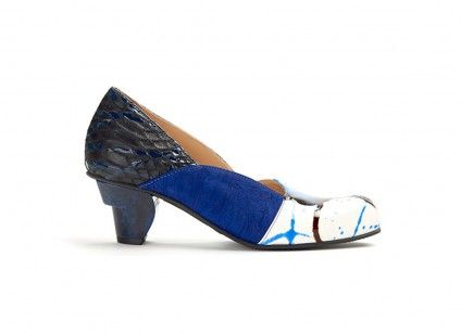 Lisa Tucci Maratea 33 Alice Blu 13 43 Blue