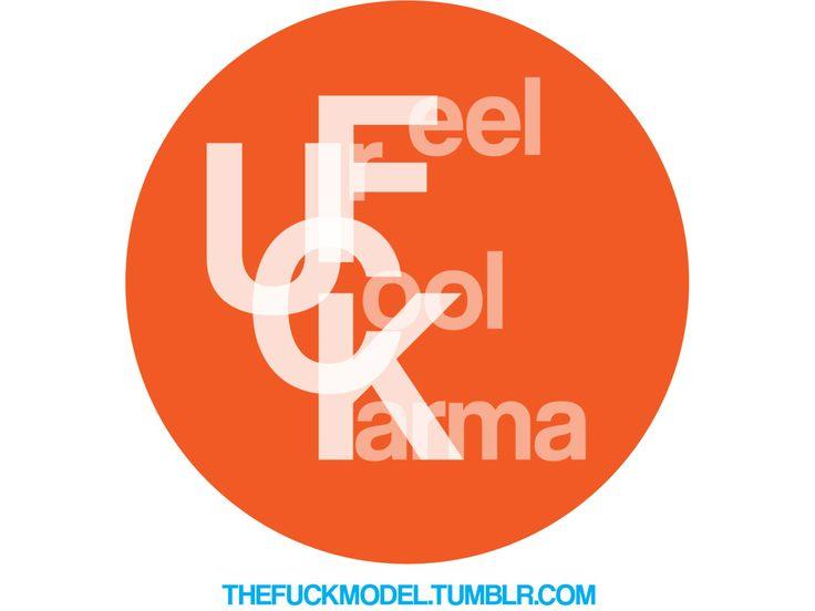 You got it - F****** feel it