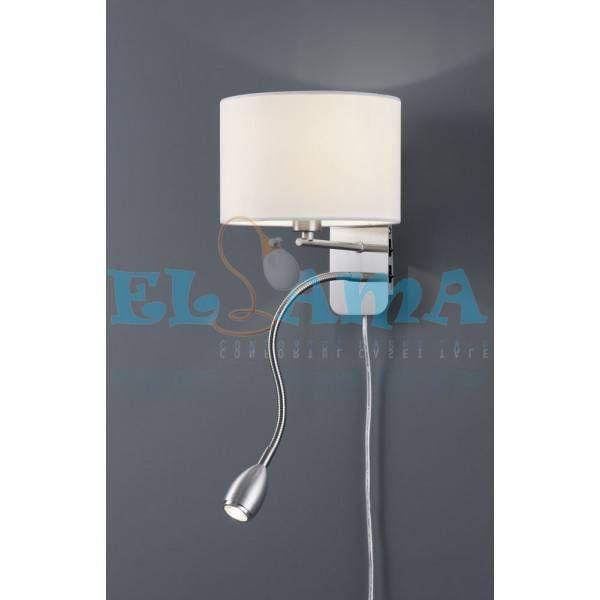 Aplica 271170201 E14+LED TRIO