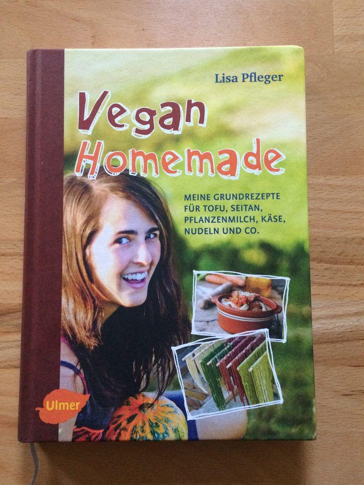 Vegan Homemade - Tofu, Seitan und Co. selber machen. Inzwischen gibt es ja wirklich unzählige vegane Kochbücher. Und da...