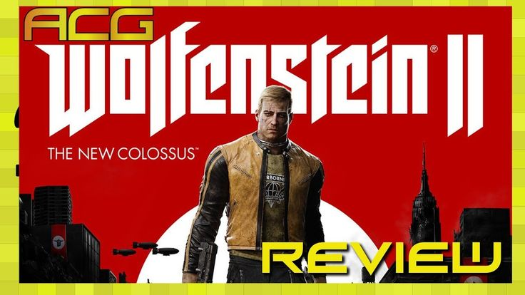 """[Video] Wolfenstein II: The New Colossus Review """"Buy Wait for Sale Rent Never Touch?"""""""