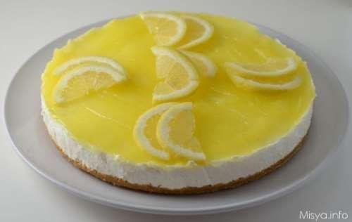 Dolci ricette Cheesecake al limone