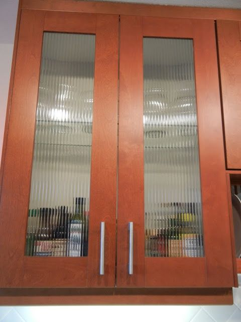 Custom Reed Glass In Adel Cabinets Ikea Hackers Clever Ideas And Hacks For Your Ikea Home