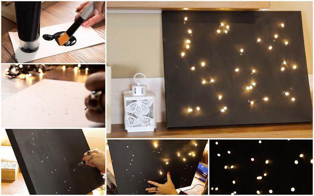 Különleges csillagkép dekoráció - nyereményjátékkal