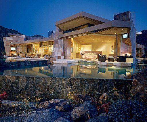 Jerry Weintraub S House Palm Desert Architectural
