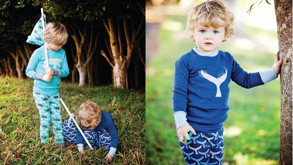 Cocoome Organic Sleepwear – stylish children's pyjamas