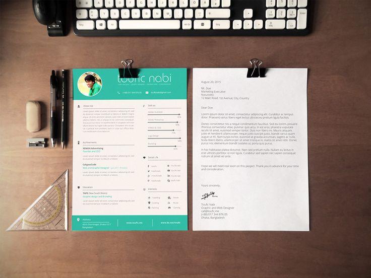 Best SMAD Visual Resume Design Images On Pinterest - Visual resume templates