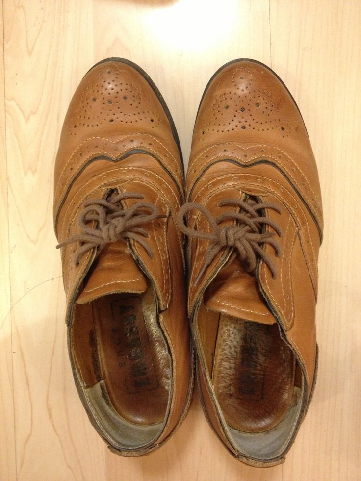Shoe embassy brogues - more of a need resoling before I can resume wearing again shoes