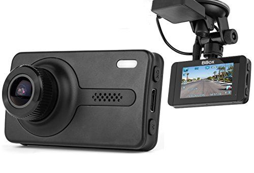 "Black Box X1S GPS Dash Camera - Full HD 1080P H.264 2.7"" LCD - 170° Wide Angle 6G Glass Lens 1.7 Aperture, WDR Night Vision, SOS, G-Sensor, Motion Detection Car DVR Video Recorder with 16GB SD Card  //Price: $ & FREE Shipping //    #car"