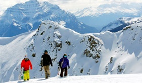 Skiing and Snowboarding in Alberta. http://ow.ly/8IPfT