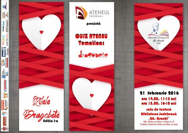 Quiz Ateneu – concurs interactiv de cultura generala @Ateneul Tatarasi
