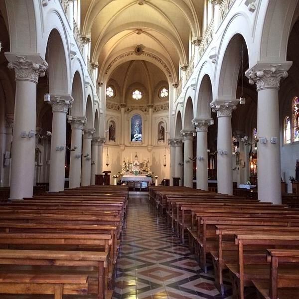 iglesia santa gemita ñuñoa