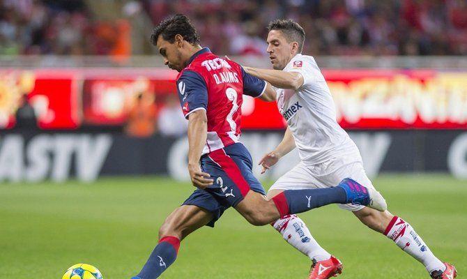 Contra Toluca en Semifinales
