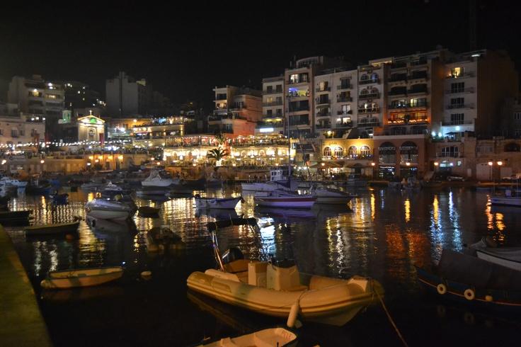St. Julians Bay - Malta: Julian Bays
